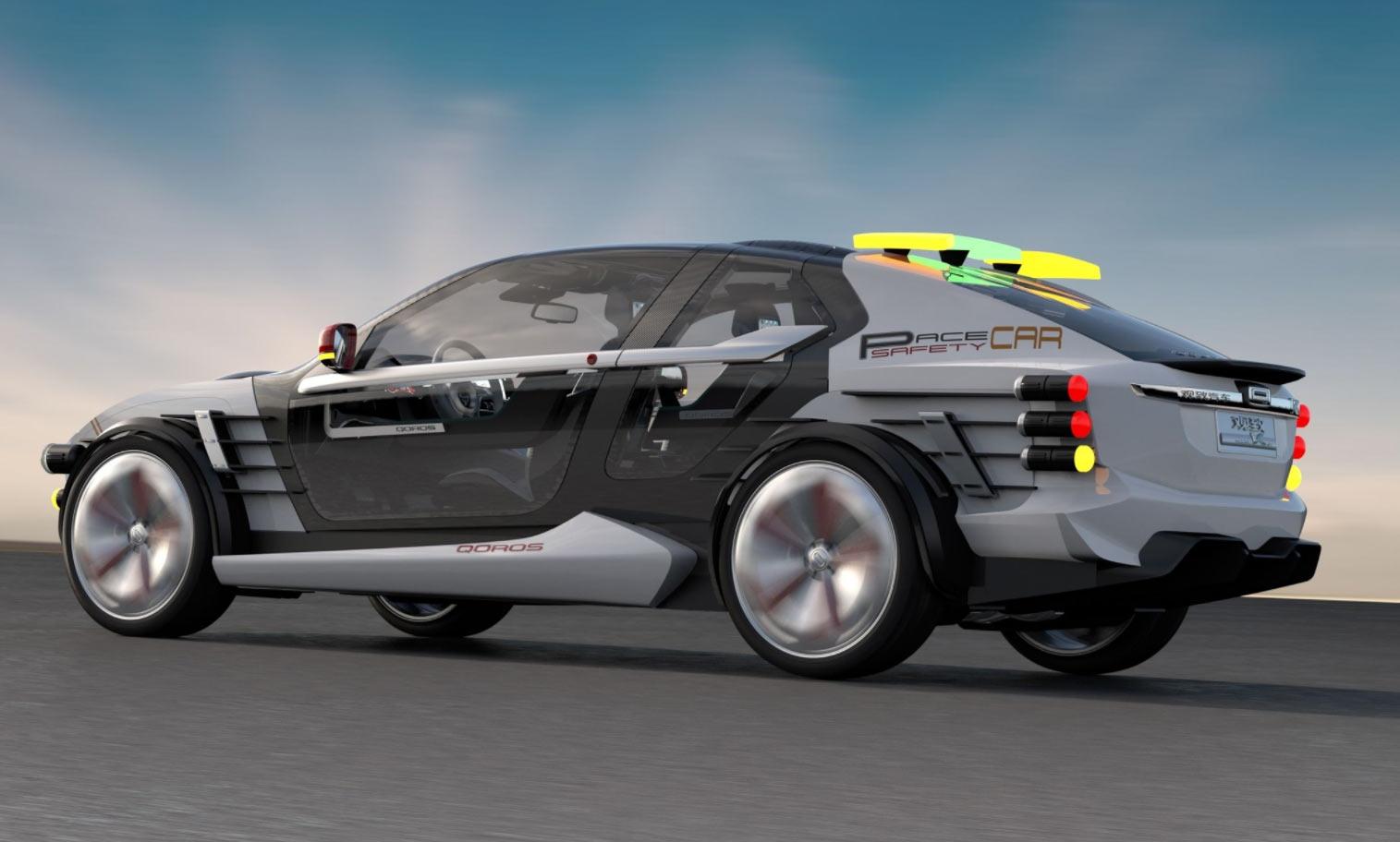 Qoros K-EV concept (5)
