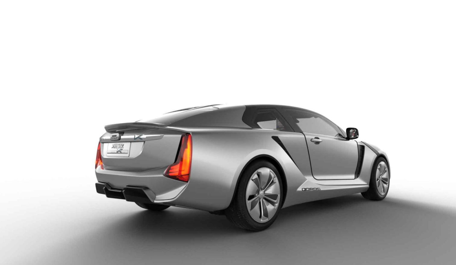 Qoros K-EV concept (6)