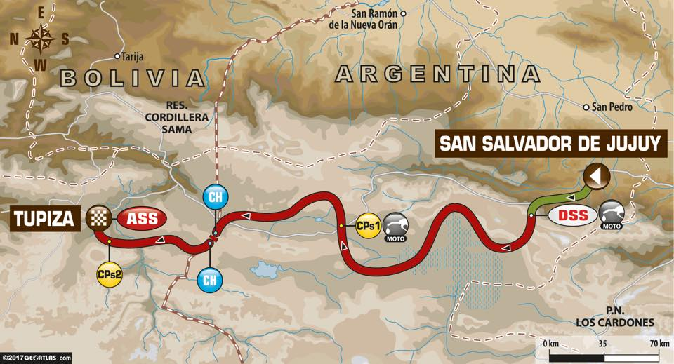 Rally Dakar 2017 Day 4 (12)