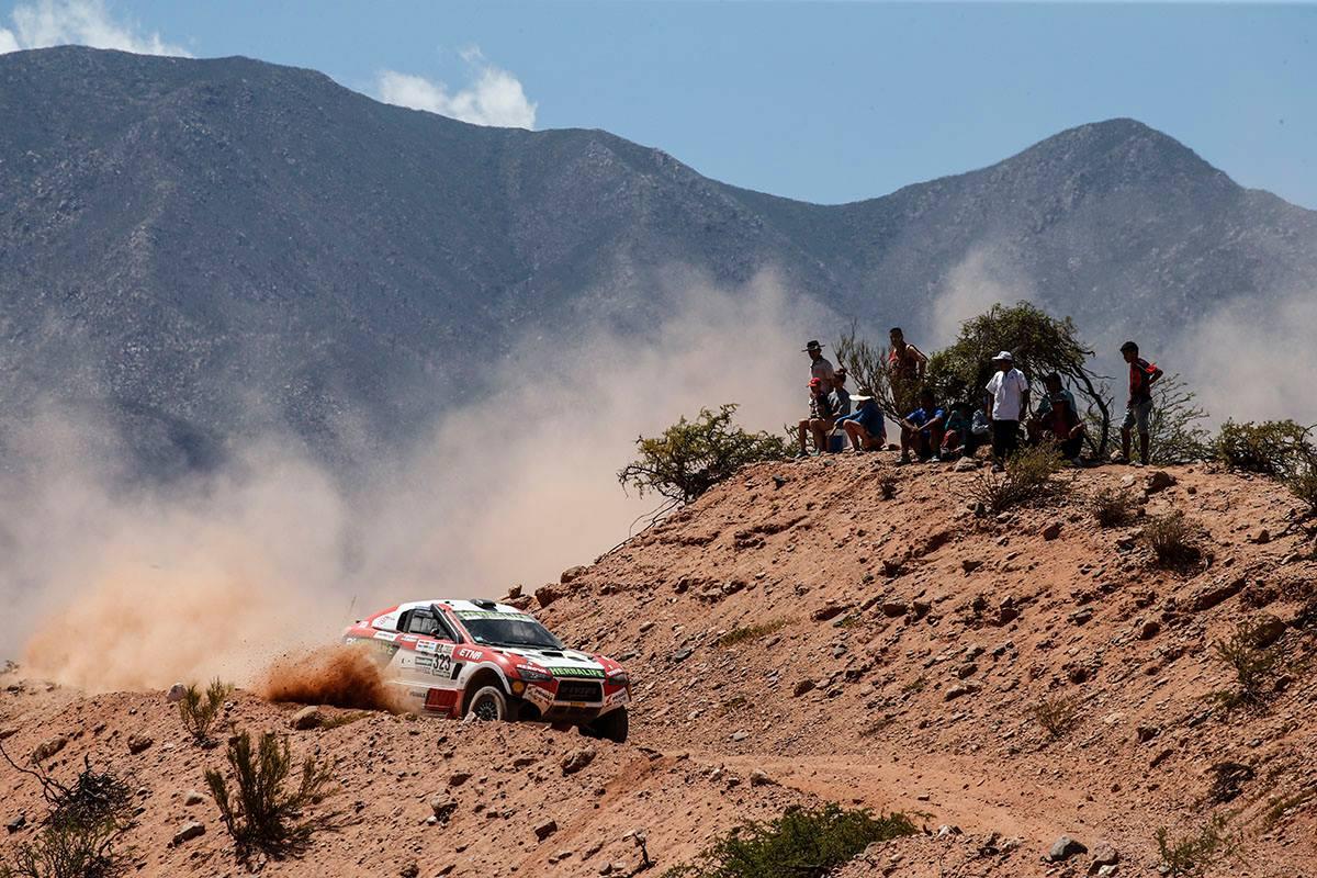 Rally Dakar 2017 Day 4 (17)