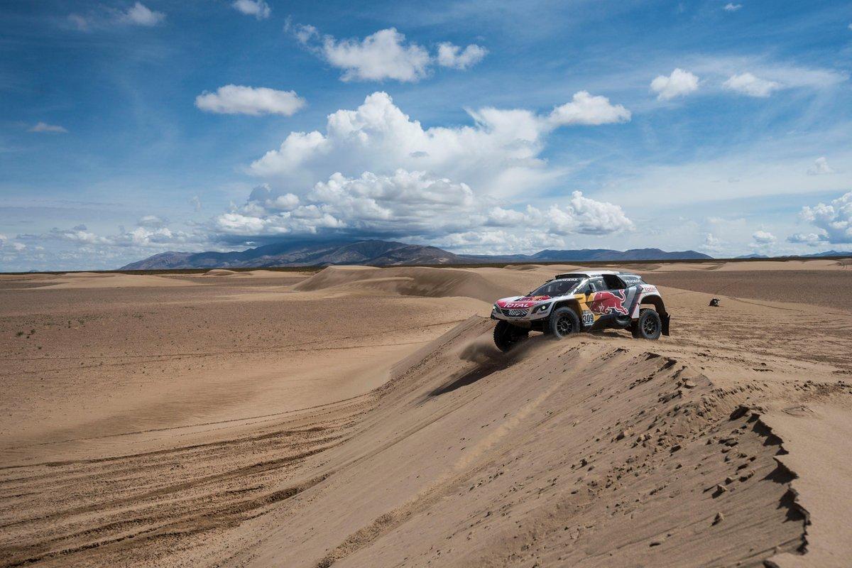 Rally Dakar 2017 Day 4 (2)