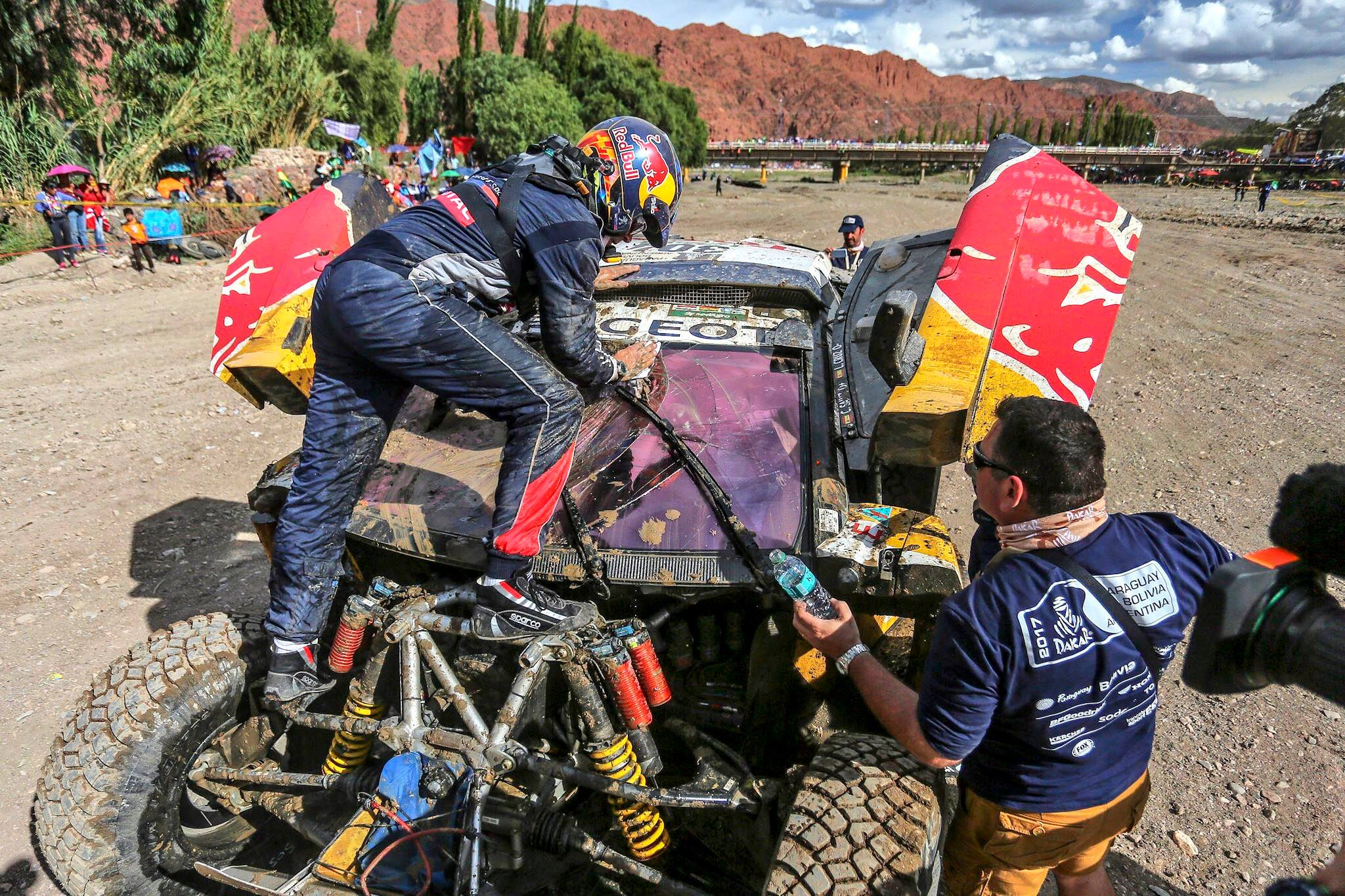 Rally Dakar 2017 Day 4 (23)