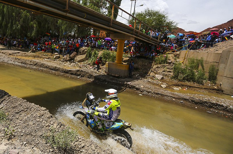 Rally Dakar 2017 Day 4 (28)