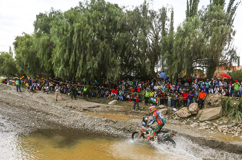 Rally Dakar 2017 Day 4 (29)