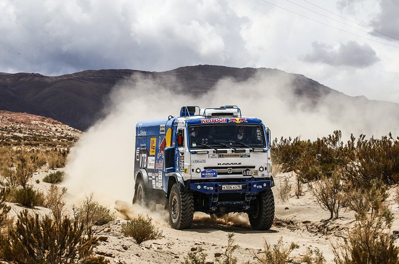 Rally Dakar 2017 Day 4 (31)