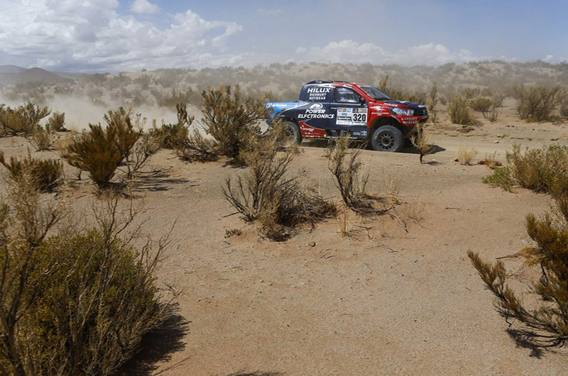 Rally Dakar 2017 Day 4 (35)