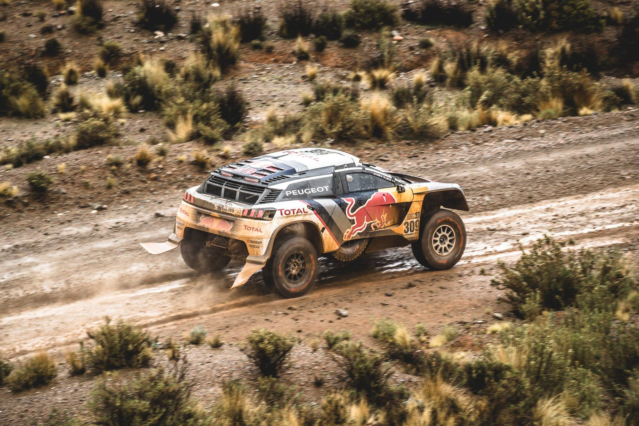 Rally Dakar 2017 Day 5 (6)