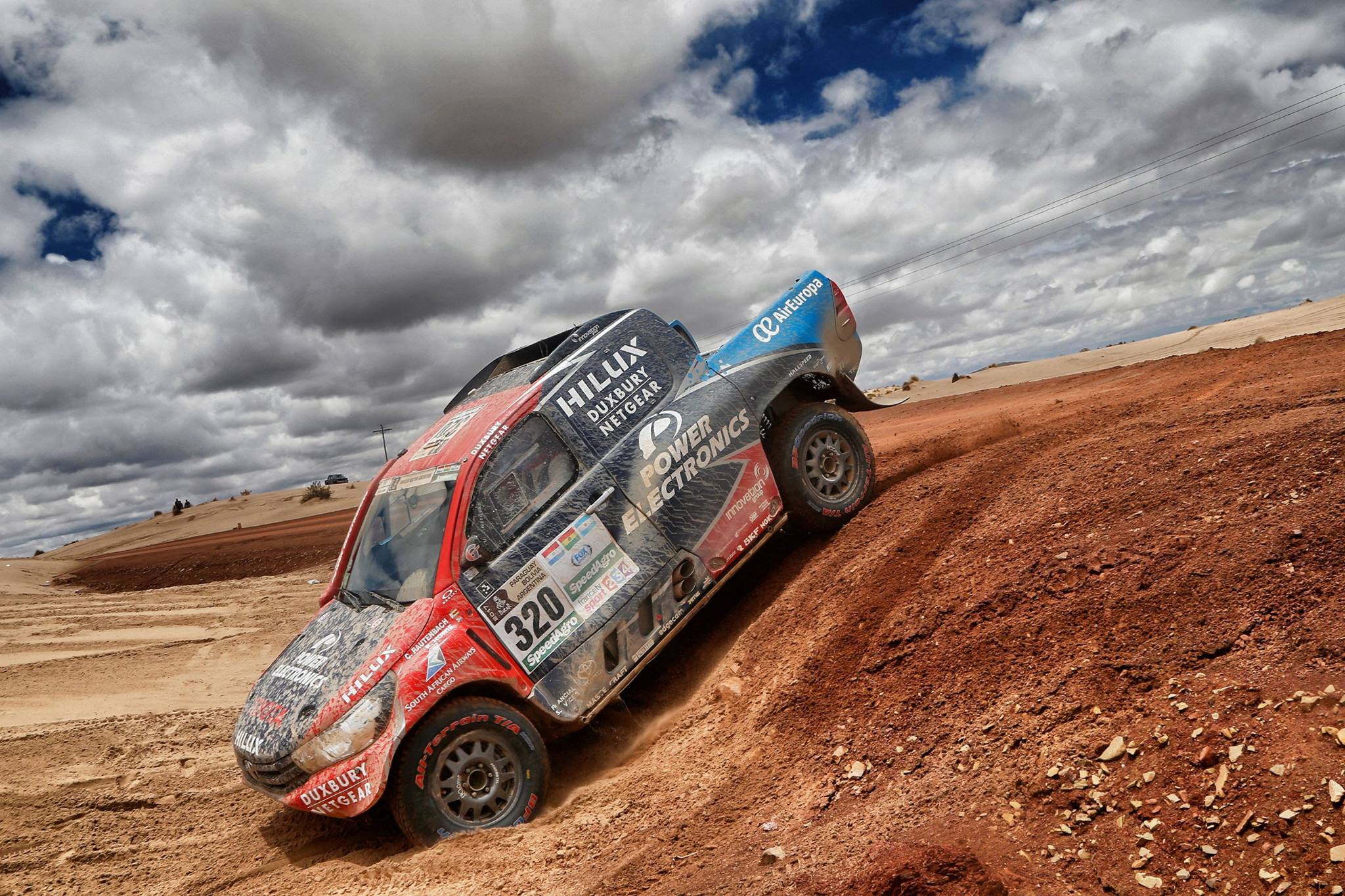 Rally Dakar 2017 day 7 (16)