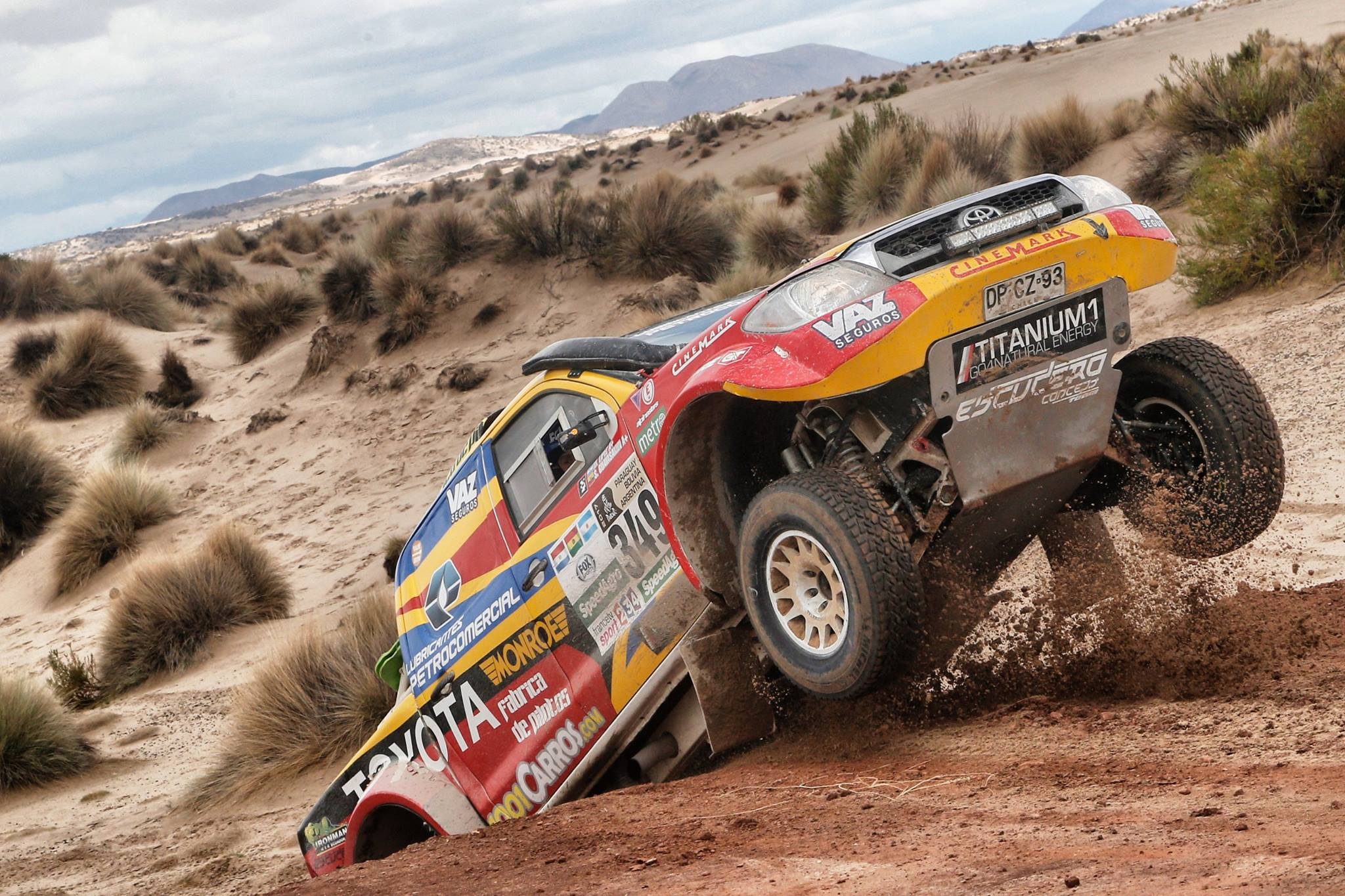 Rally Dakar 2017 day 7 (56)