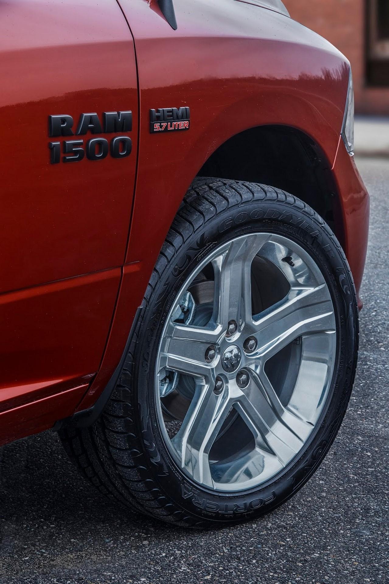 2017 Ram 1500 Copper Sport