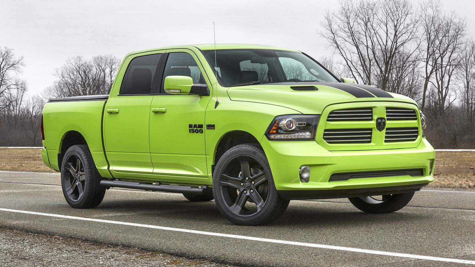 Ram 1500 Sublime Sport and Rebel Blue Streak -1