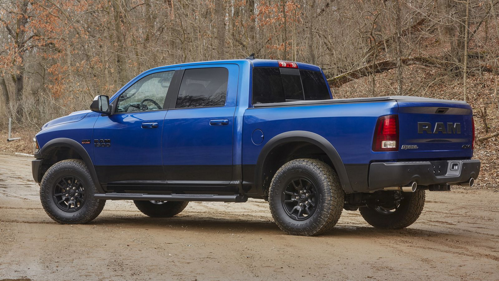 Ram 1500 Sublime Sport and Rebel Blue Streak -13