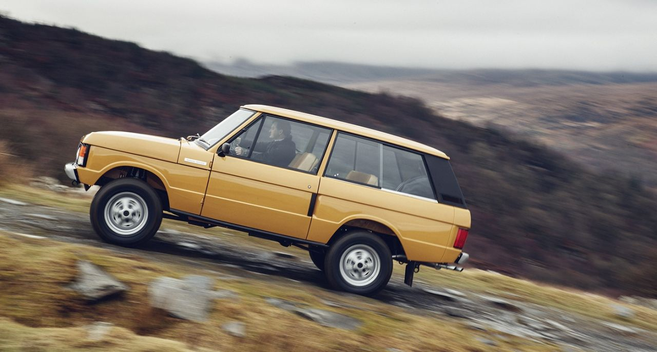 Range Rover Classic Reborn (10)