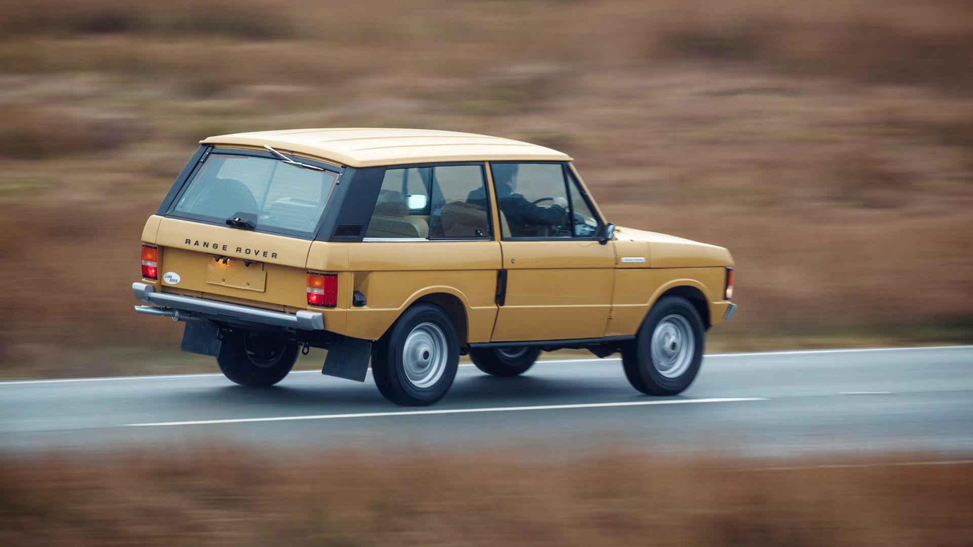 Range Rover Classic Reborn (2)