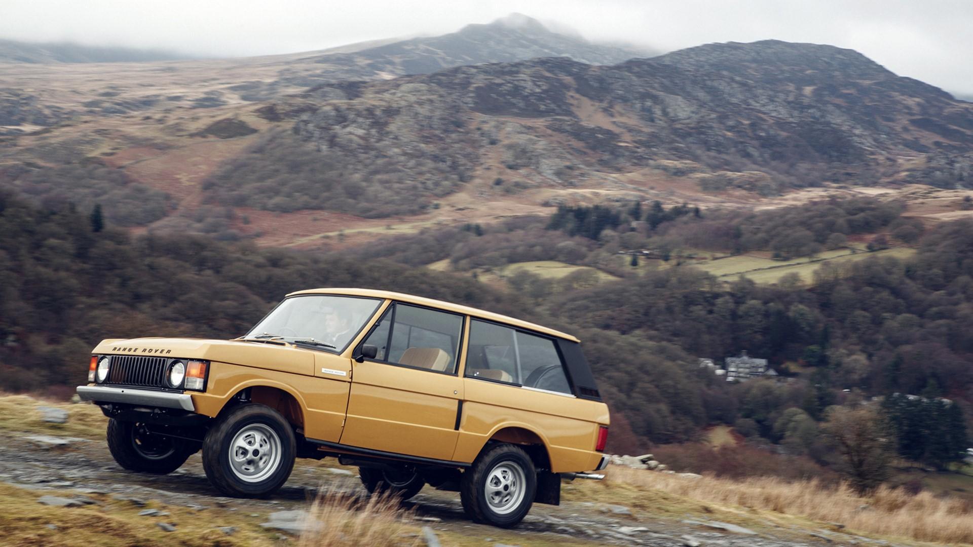 Range Rover Classic Reborn (3)