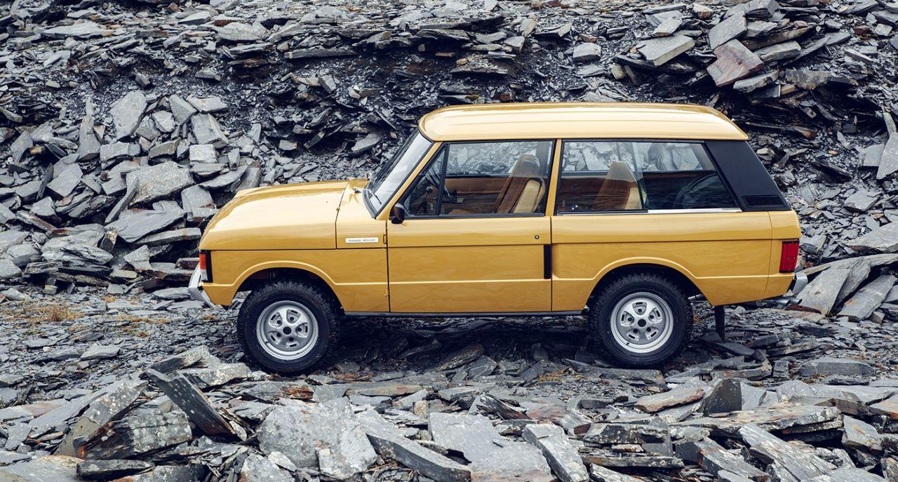 Range Rover Classic Reborn (8)