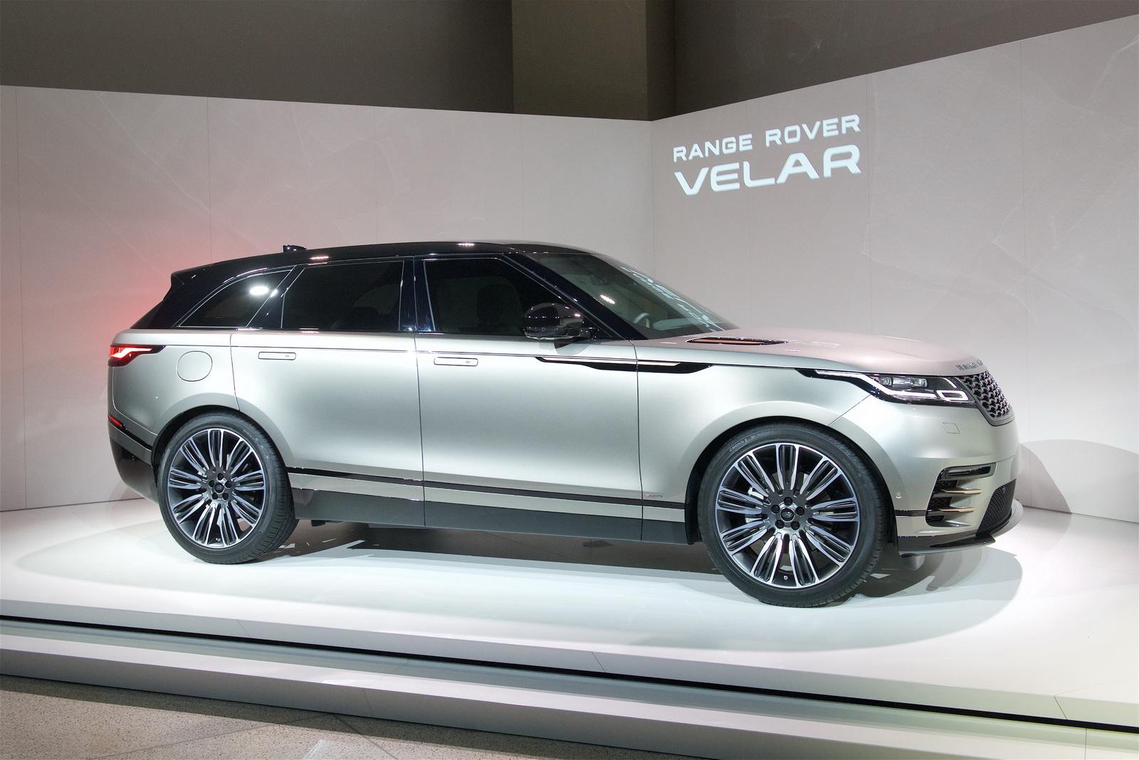 Range Rover Velar in Geneva 2017 (5)