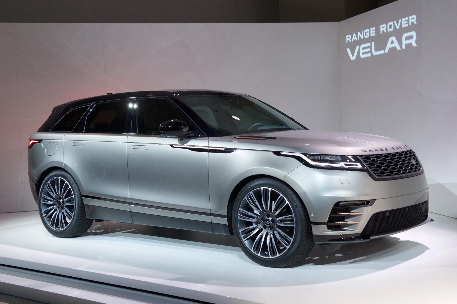 Range Rover Velar in Geneva 2017 (6)