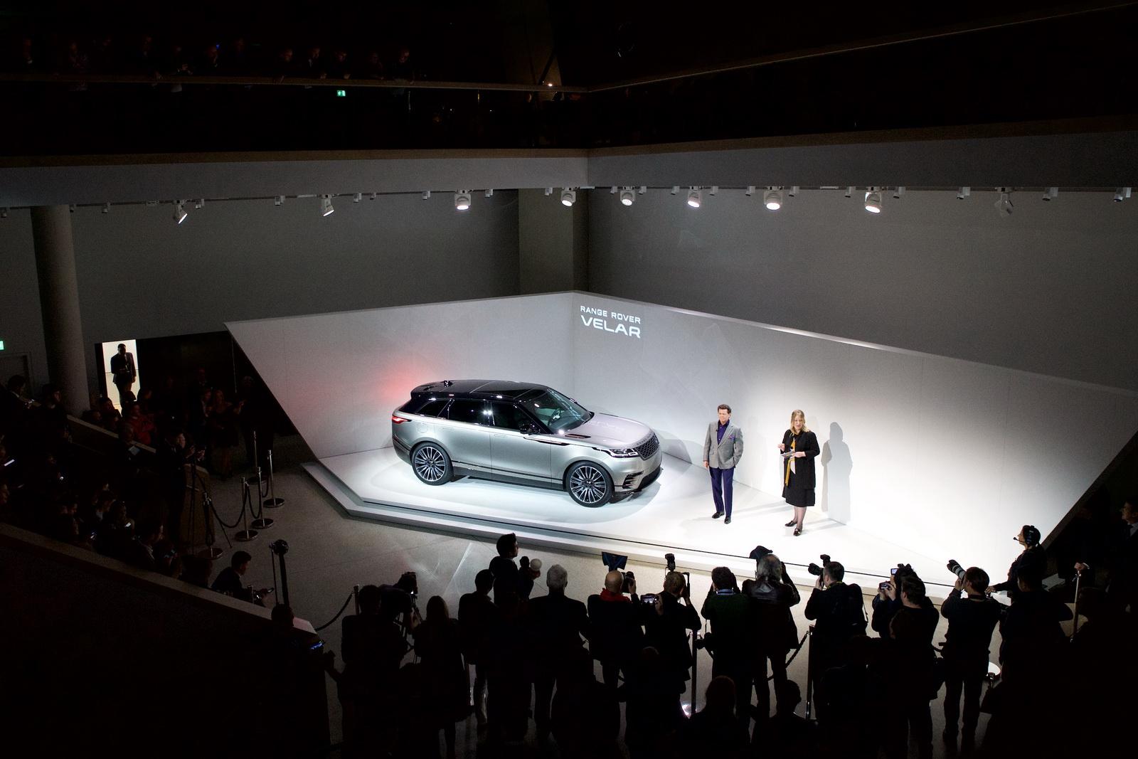Range Rover Velar in Geneva 2017 (7)