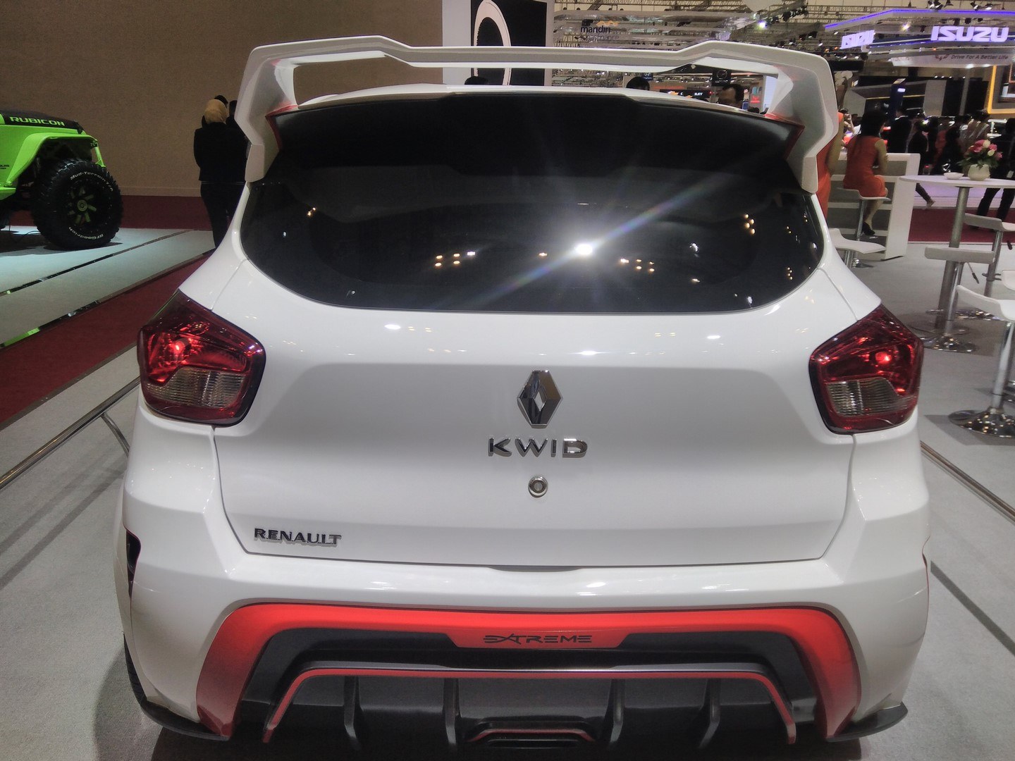 Index Of Wp Contentgallery2017renault Kwid Extreme Concept