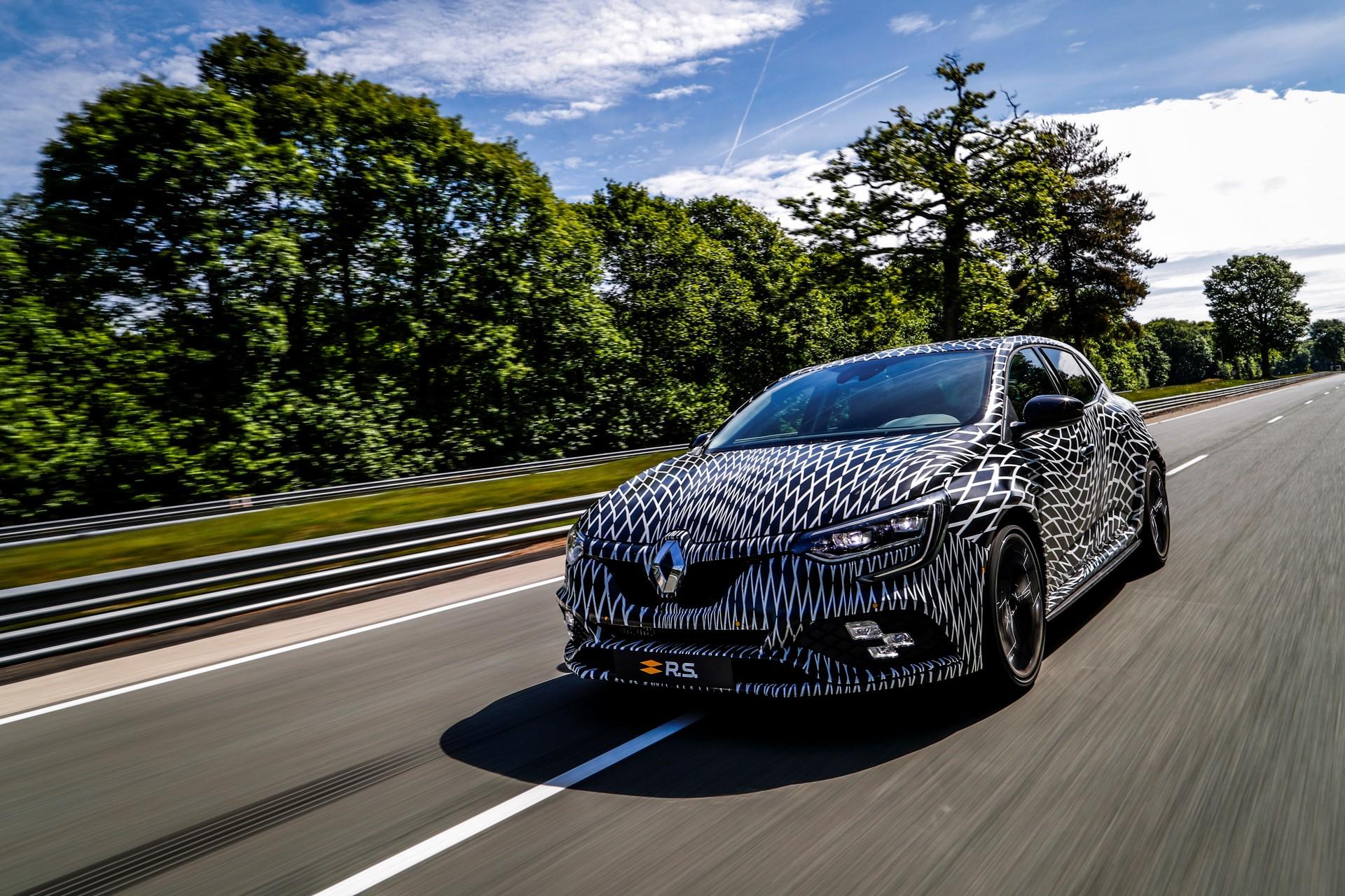 Renault Megane R.S 2018 monaco (2)