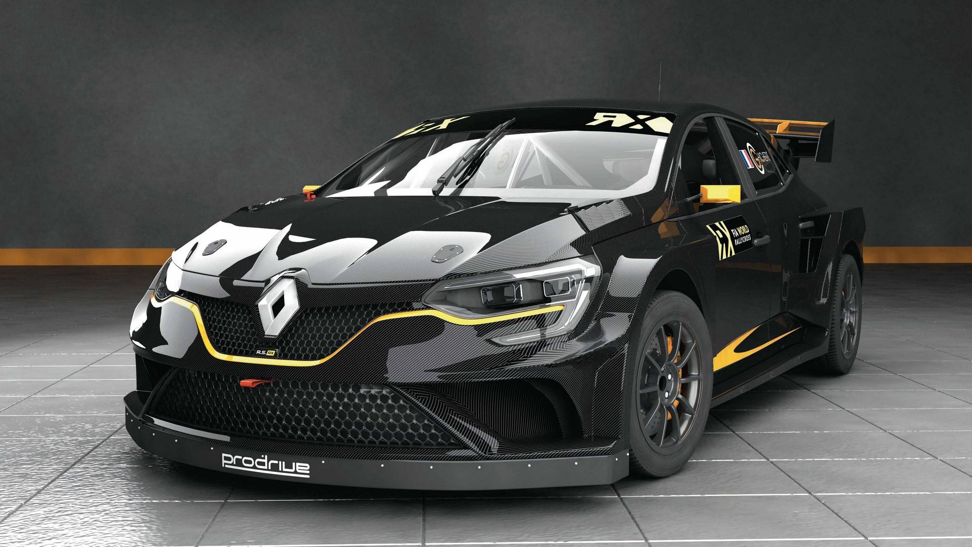 Renault Megane RX Supercar (2)