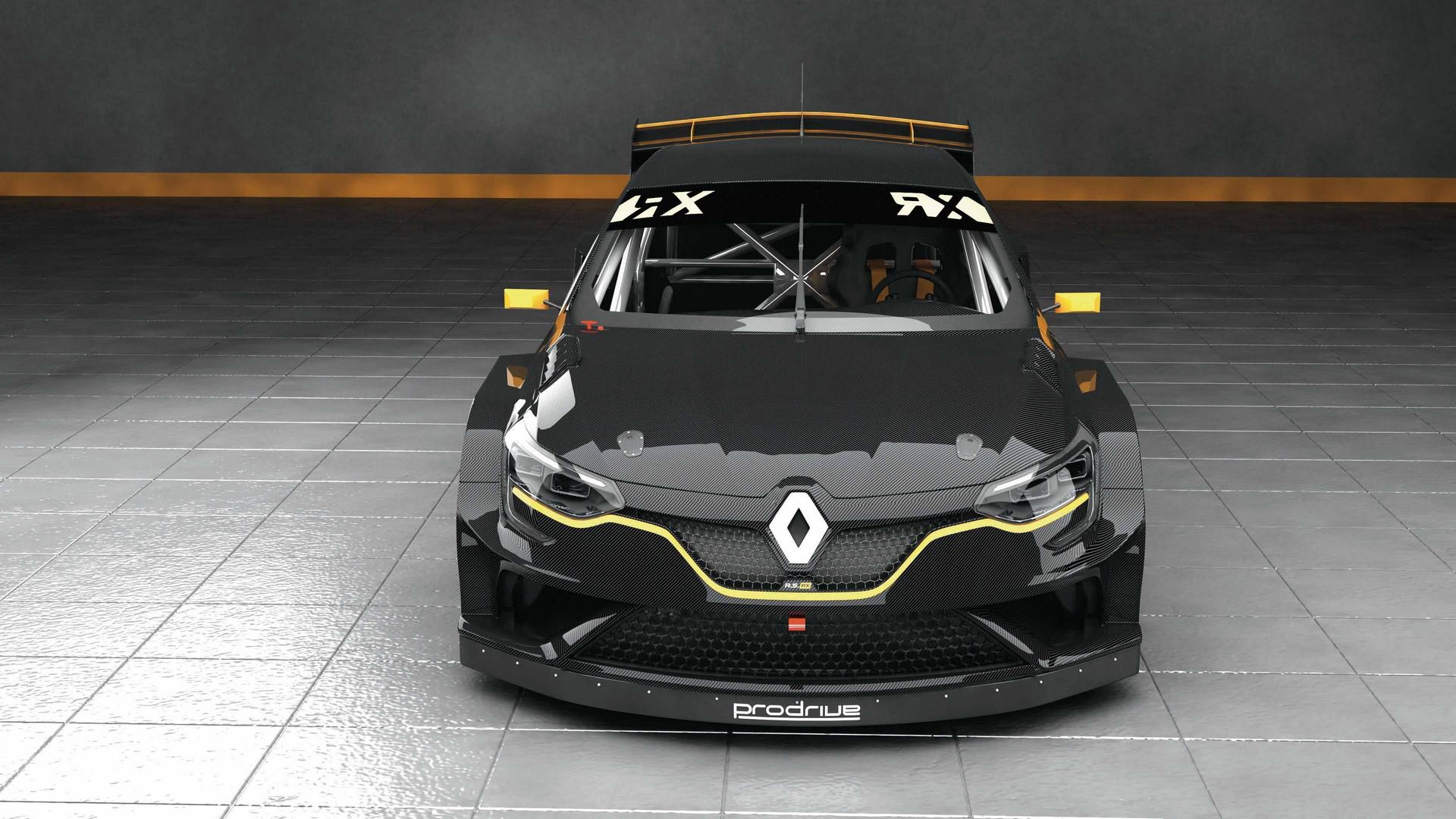 Renault Megane RX Supercar (4)