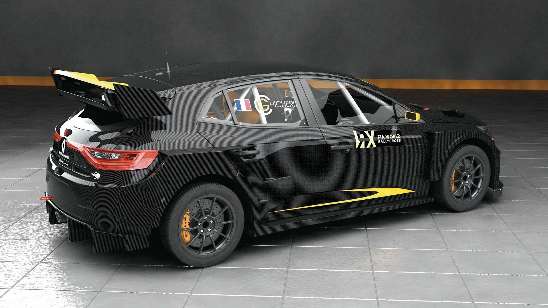 Renault Megane RX Supercar (5)