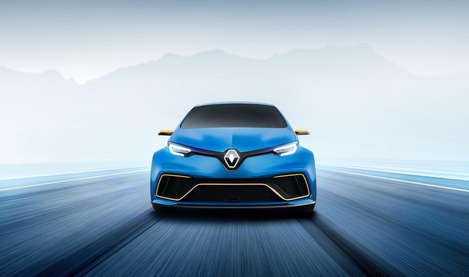 Renault Zoe e-sport concept (1)