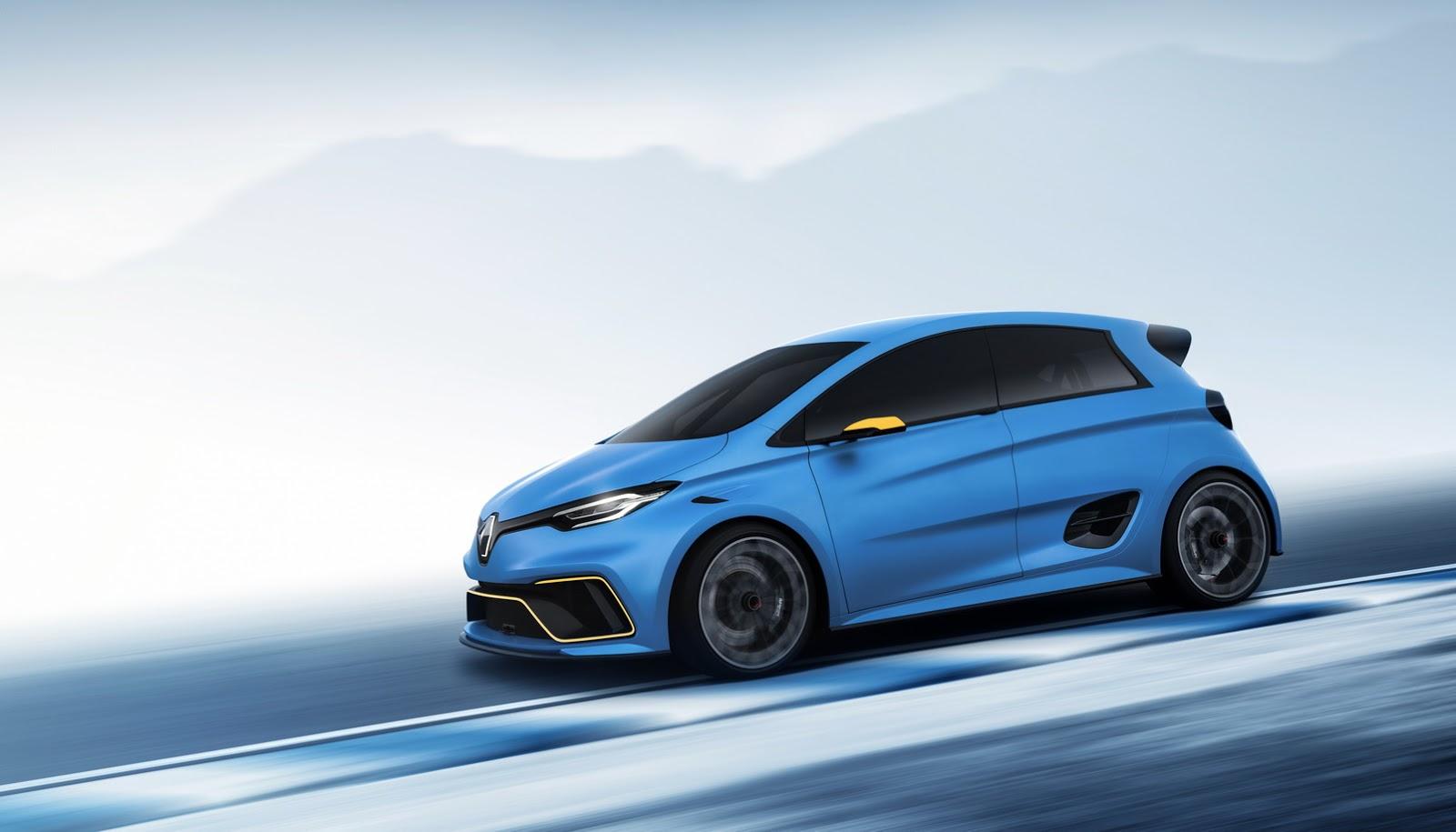 Renault Zoe e-sport concept (11)