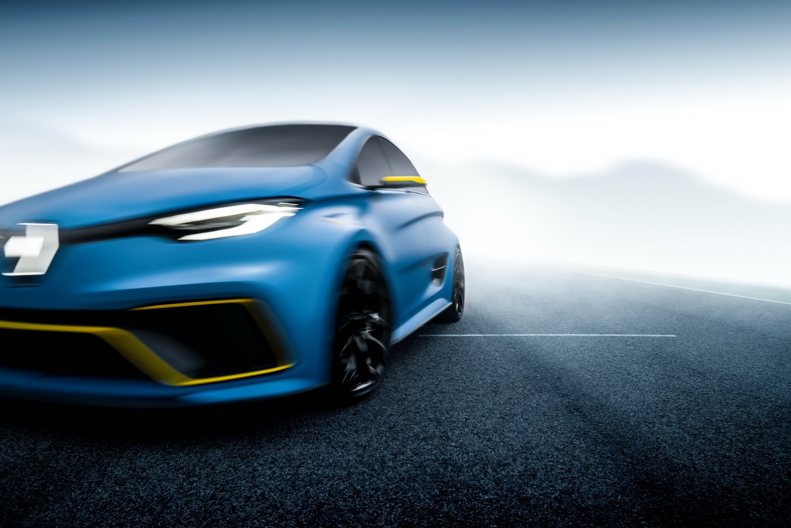 Renault Zoe e-sport concept (12)