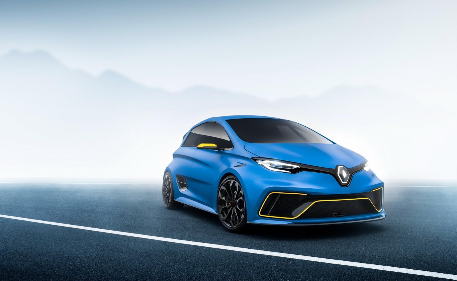 Renault Zoe e-sport concept (2)