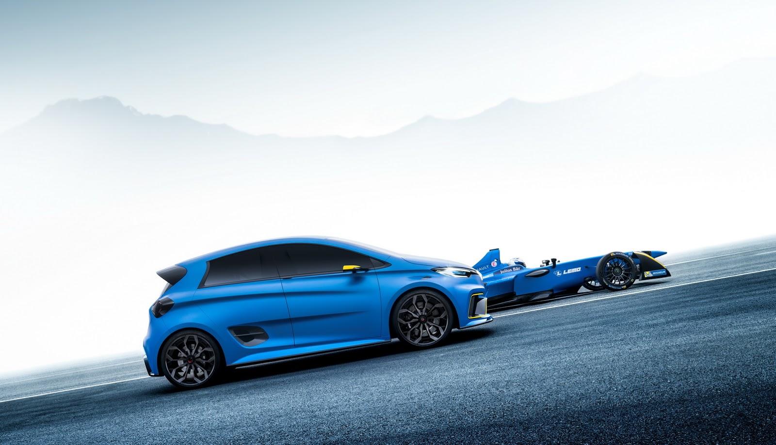 Renault Zoe e-sport concept (6)
