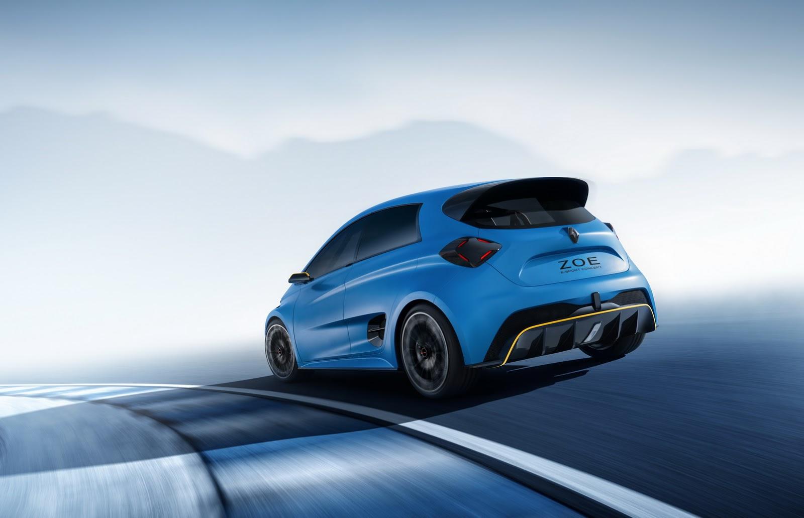 Renault Zoe e-sport concept (7)