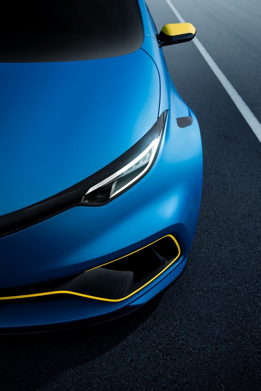Renault Zoe e-sport concept (8)