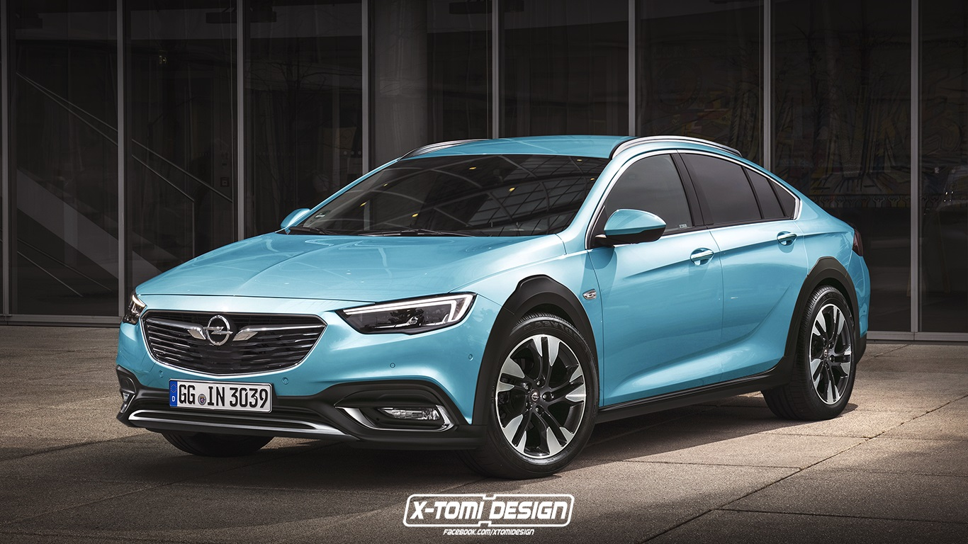 Opel Insignia Grand Sport Country2