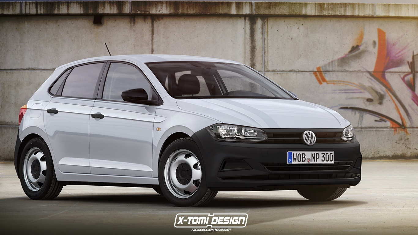 Volkswagen Polo Base Spec2