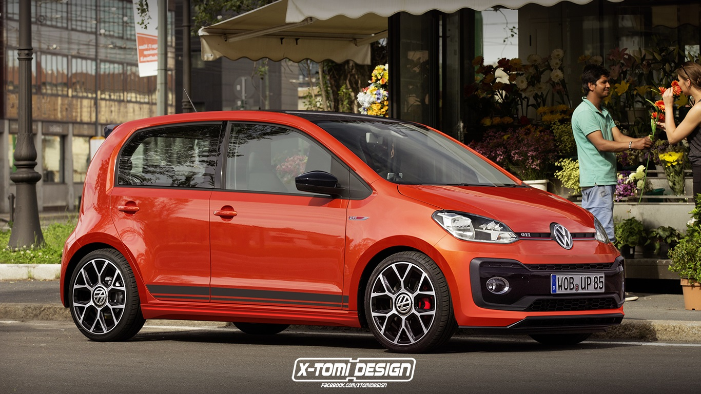 Volkswagen Up! GTI 5-door2