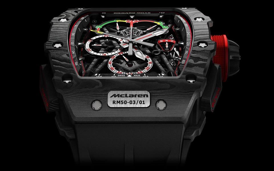 Richard Mille RM 50-03 McLaren F1 (4)