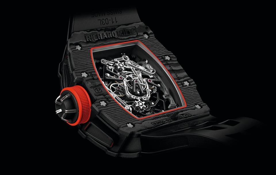 Richard Mille RM 50-03 McLaren F1 (6)