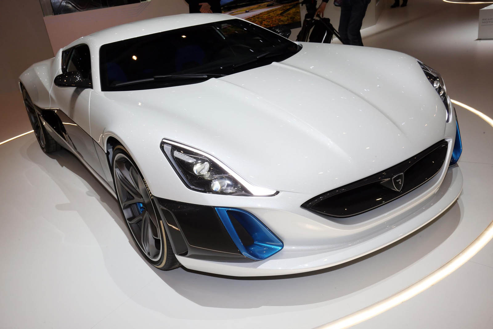 Rimac Concept_One in Geneva 2017 (1)