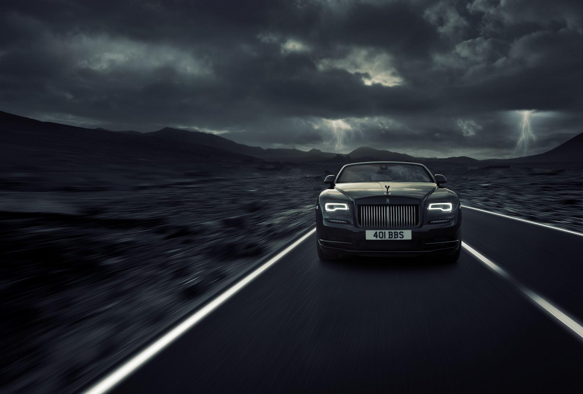 Rolls-Royce Dawn Black Badge (6)