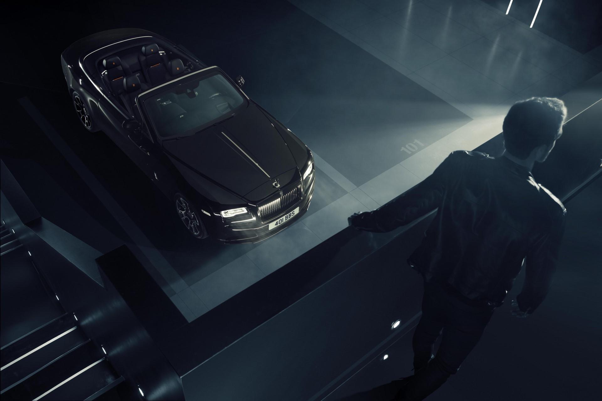 Rolls-Royce Dawn Black Badge (8)