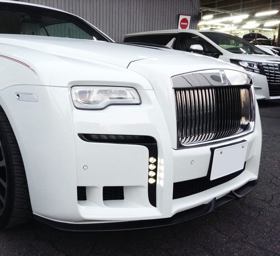Rolls-Royce Dawn by Wald (6)
