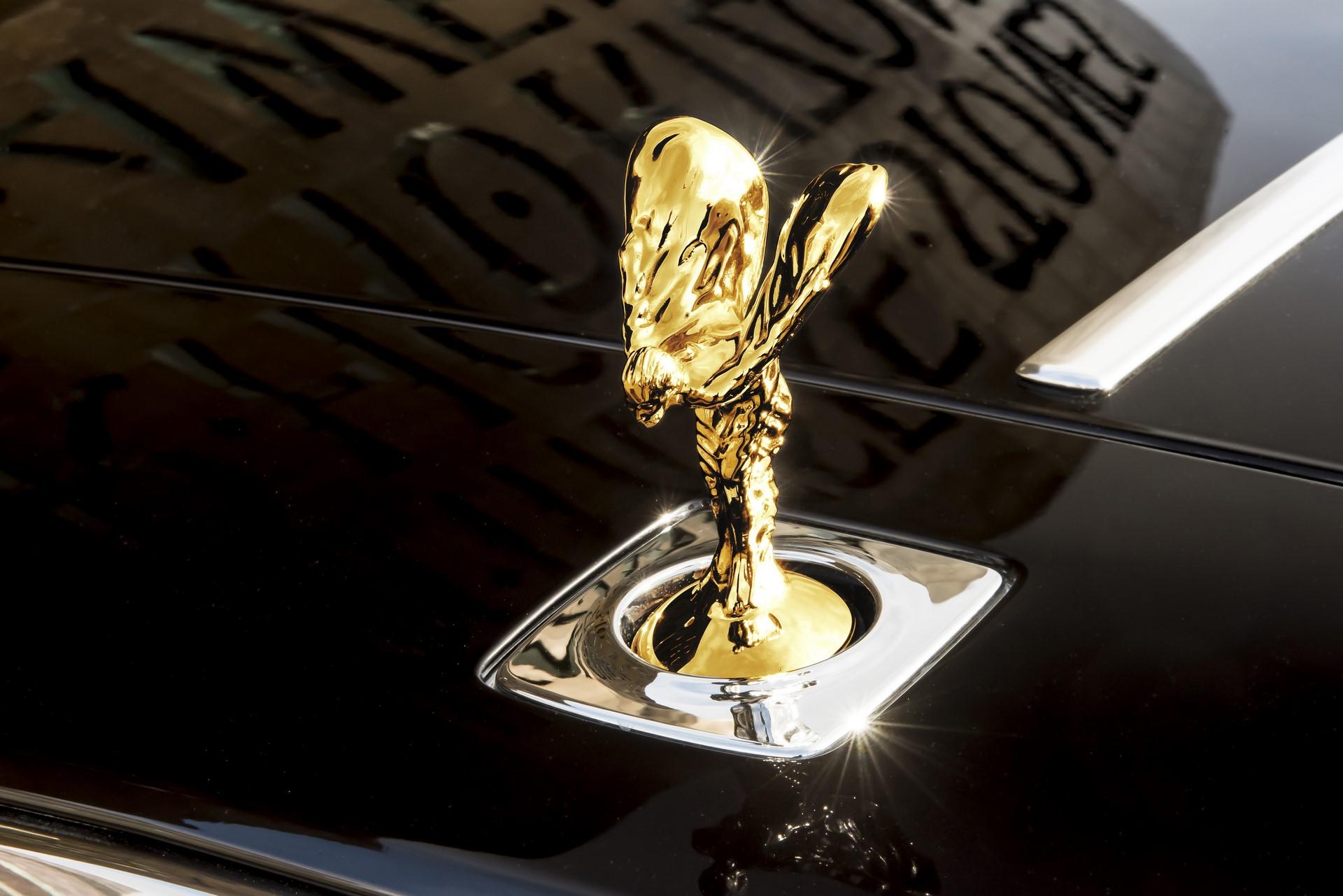 Rolls-Royce Wraith Inspired by British Music  Photo: James Lipman / jameslipman.com