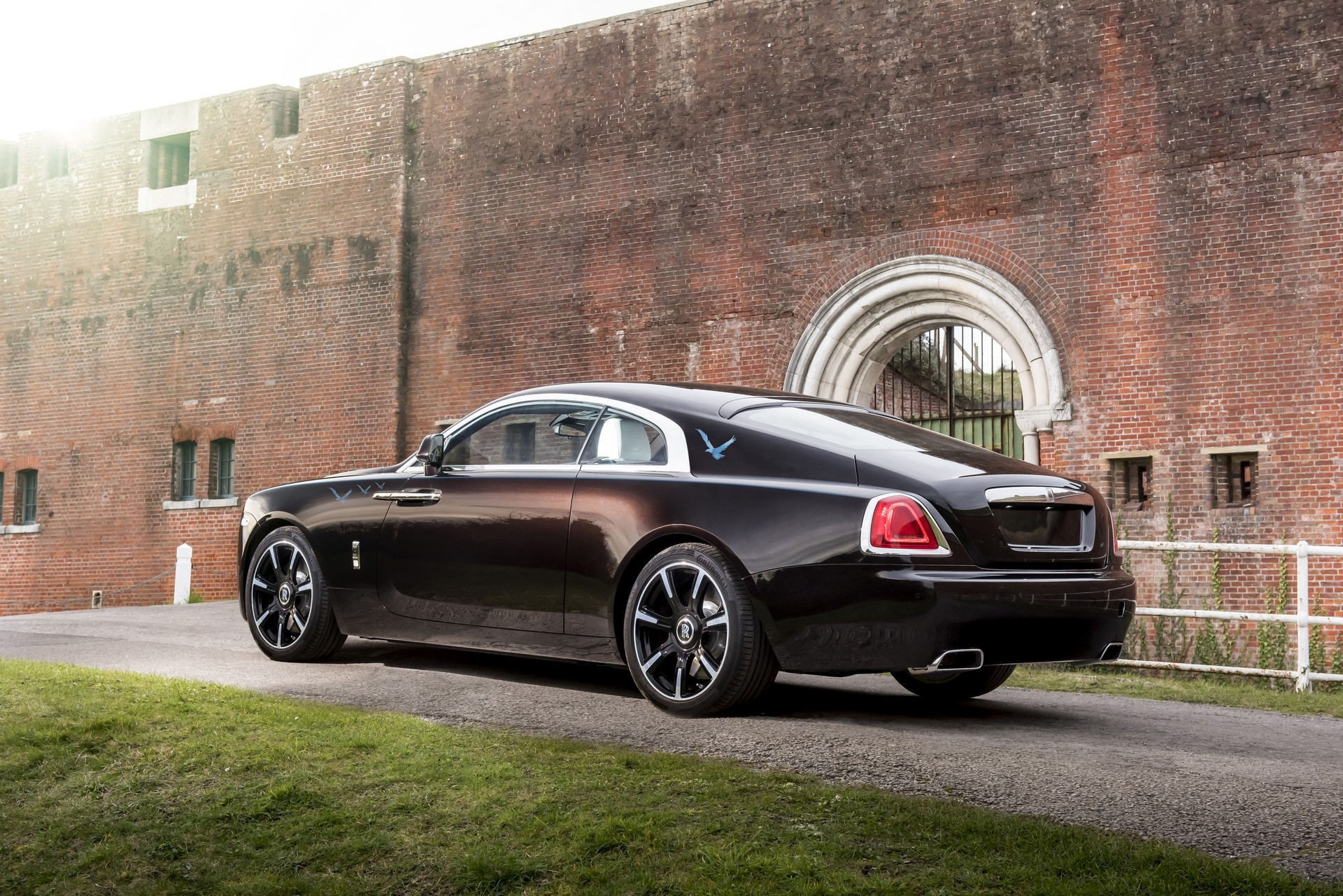 Rolls-Royce Wraith Inspired by Music, March 2017  Photo: James Lipman / jameslipman.com