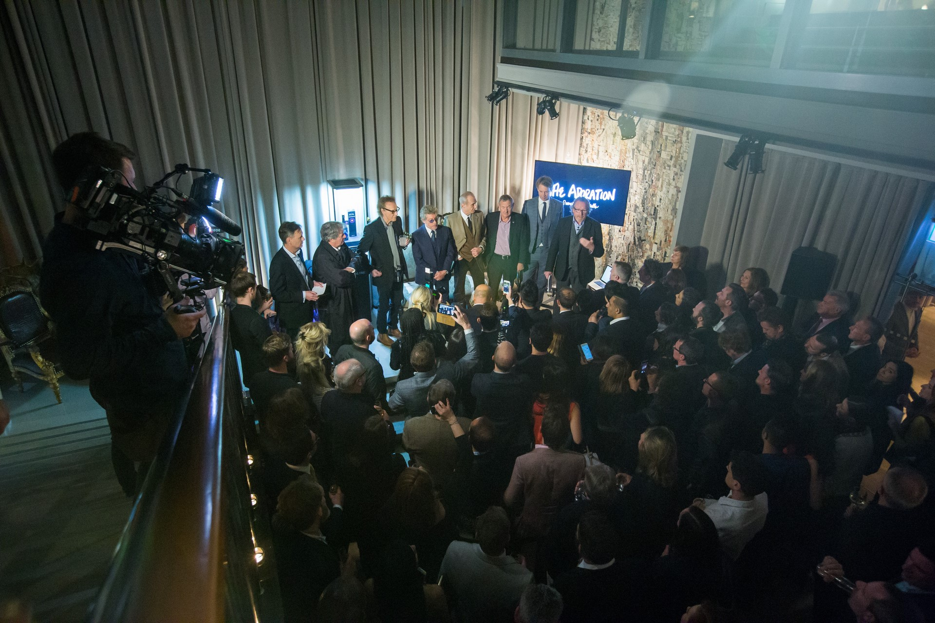 29/03/2017 - Ciaran McCrickard/Mindworks - RRMC Auction car launch, London
