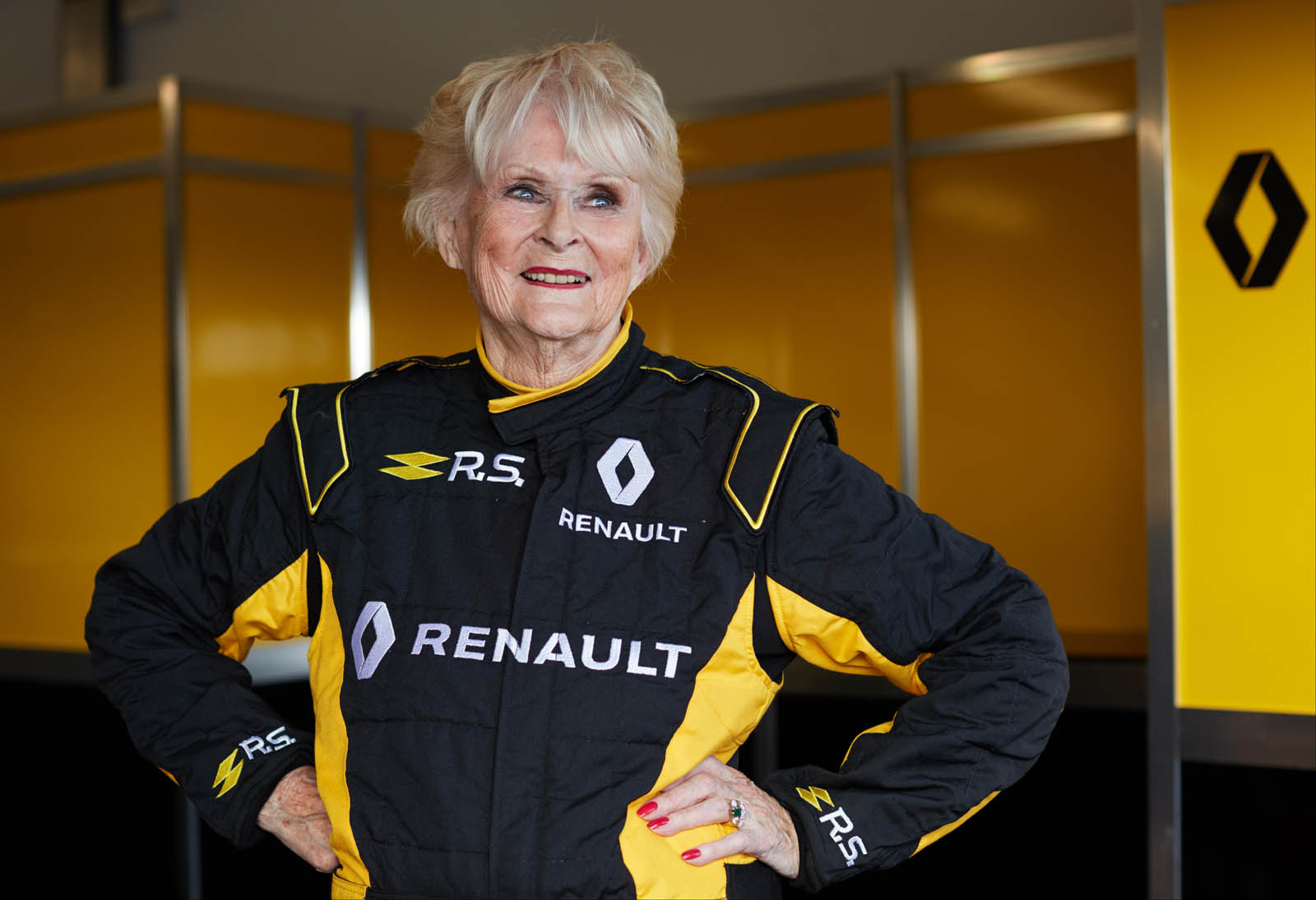 Rosemary Smith Lotus-Renault E21 (2)