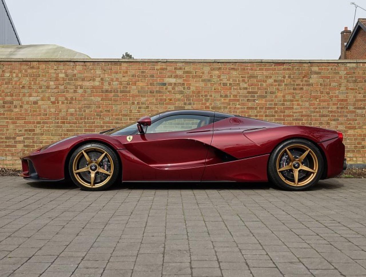 Rosso Rubino LaFerrari (4)