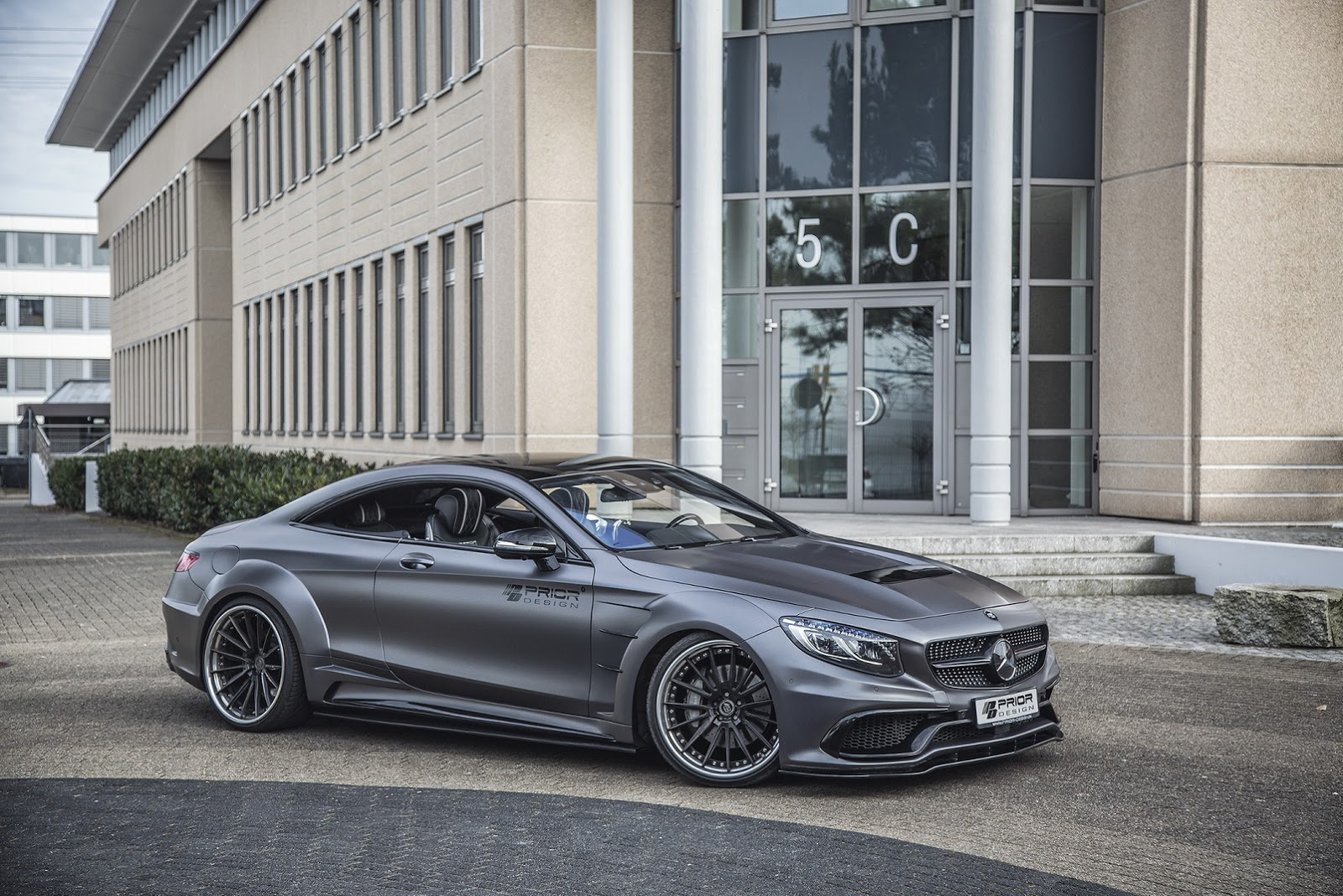 S-Class Coupe by Prior-Design (10)